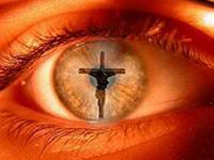 Eye of Jesus