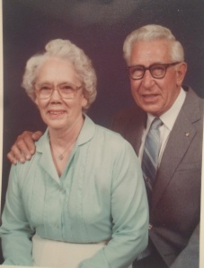 My Parents R.C. and Mildred Merritt