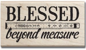 BlessedMeasure