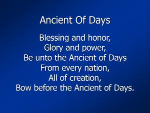 ancientdays