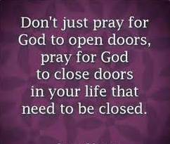 OPEN AND CLOSED DOORS IN THE NEW YEAR | Reflections from dr. dan…
